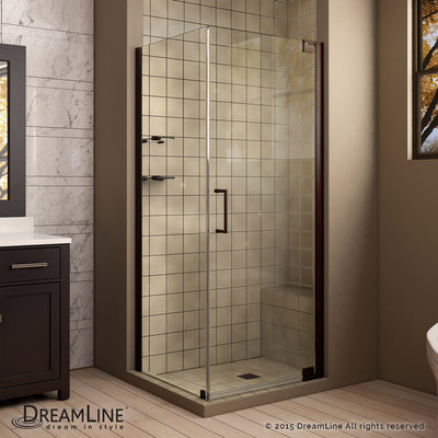 Dreamline SHEN-4134301 Oil Rubbed Bronze Dreamline SHEN-4134301