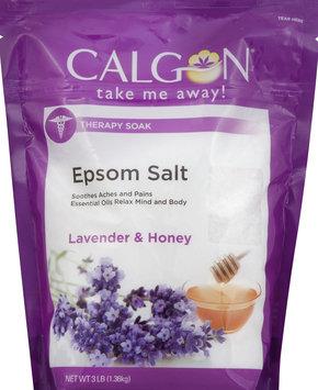 Calgon Epsom Salt, Lavender and Honey, 48 Ounce