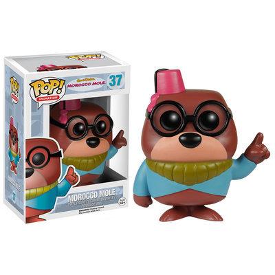 Pop Vinyl Hanna Barbera Morocco Mole Pop! Vinyl Action Figure