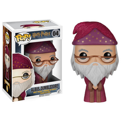 Pop Vinyl Funko Harry Potter Albus Dumbledore Pop! Vinyl Figure