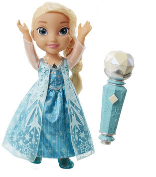 Tolly Tots Disney Frozen - Sing-A-Long Elsa Doll