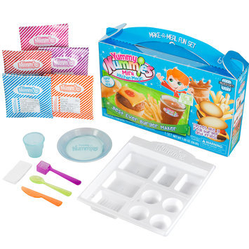 Blip Toys Yummy Nummies Make-a-Meal Fun Set - Best Ever Burger Maker