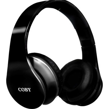 Coby VOLT Wireless Over-The-Ear Headphones