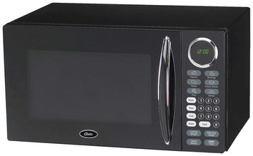 Galanz Oster Black 0.9-cubic Foot Digital Microwave Oven