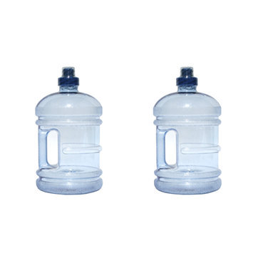 Ore International H8O 64-ounce BPA-free Water Jug with Handle (Pack of 2)