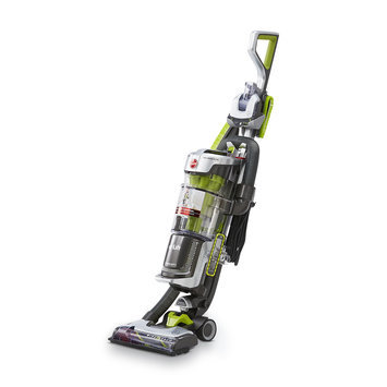 Hoover - Air Lift Deluxe Bagless Upright Vacuum - Silver