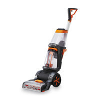 Bissell - Proheat 2x Revolution Upright Deep Cleaner - Black/samba Orange