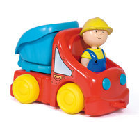 David Shaw Silverware Na Ltd Imports Dragon Caillou Wind-Up Truck