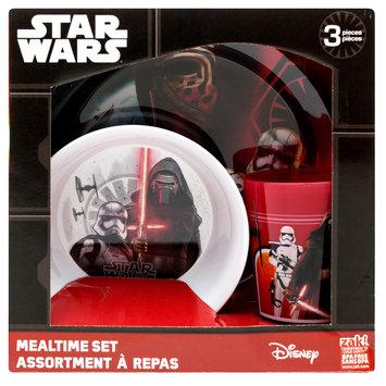 Zak Designs Star Wars 3 Piece Dish Set