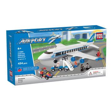 Airplane - Building Set by Brictek (11504) BICY1504 BRICTEK