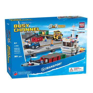 Brmb BRICTEK Busy Channel 8 in 1 Set