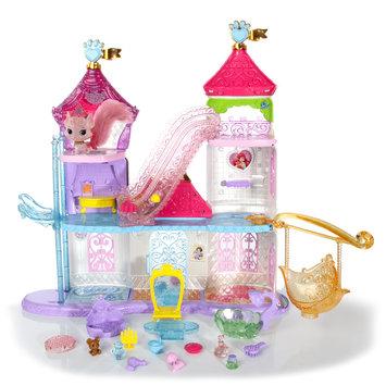 Blip Toys Disney Princess Palace Pets Magical Lights Castle Playset