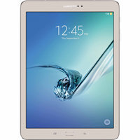 Samsung SM-T810NZDEXAR Galaxy Tab S2 9.7in 32GB Syst Champagne Beige