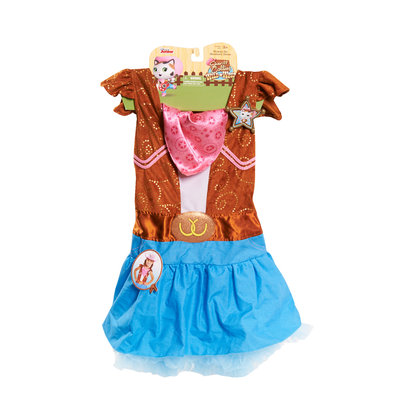 Just Play Sheriff Callie - Howdy-Do Hoedown Dress