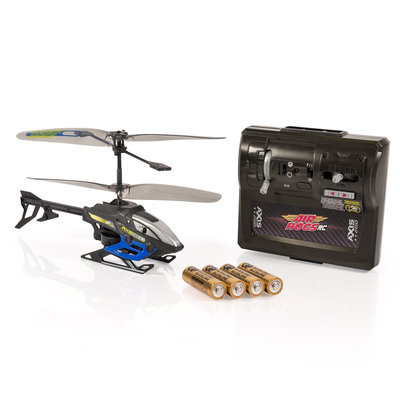 Air Hogs Axis 200 R/C Helicopter with Batteries, Black
