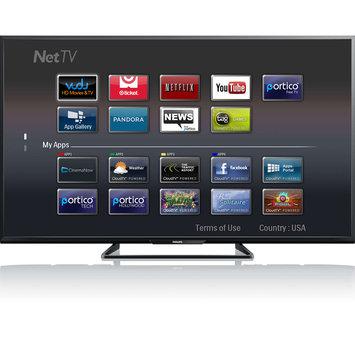 Philips 50-inch 1080p 120Hz LED Smart TV PHI-50PFL4909F7 (Black)