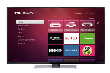 TCL Corporation 32S3700 Roku TV 32S3700 - 32 Class ( 31.5 viewable ) LED TV - Smart TV - 720p