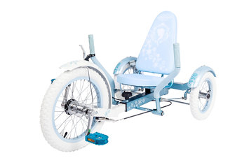 Asa Products Inc Mobo Triton Disney Frozen Ultimate Three Wheeled Youth Cruiser