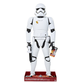 Jakks Pacific Star Wars: The Force Awakens First Order Stormtrooper 48 Inch Figure