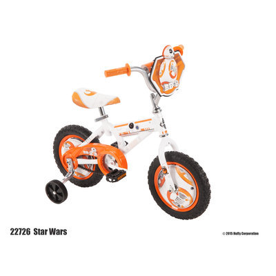 Boys' 12 Inch Huffy Star Wars: Episode VII The Force Awakens Bike