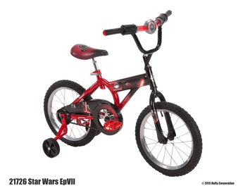 Boys' 16 Inch Huffy Star Wars: Episode VII The Force Awakens Bike