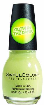 Professional Nail Polish Enamel Glow In The Dark 0.5 Oz.