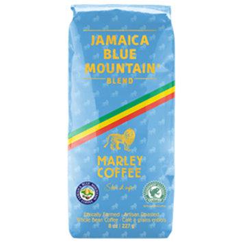 Marley Coffee - Ground Jamaica Blue Mountain Coffee - 8 oz.