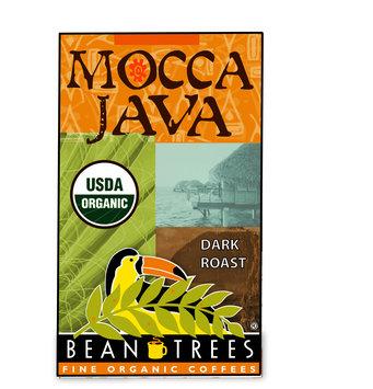 Beantrees Organic Mocca Java Ground Coffee 12oz