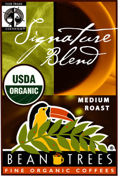 Beantrees Organic Signature Blend Ground Coffee 12oz
