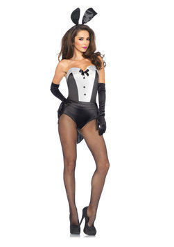 Leg Avenue Sexy Hostess Bunny Classic Adult Costume Small