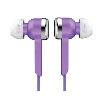 Supersonic IQ-113PURPLE IQ Sound Digital Stereo Earphones