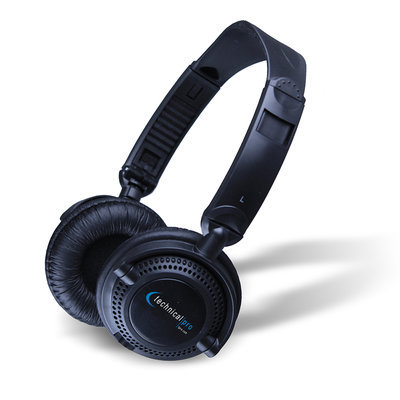 TechnicalPro - Professional Swiveling Headphones for Increased Functionality - N/A