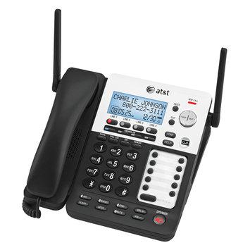 V Tech Vtech ATT-SB67138 SynJ 4-Line Corded/Cordless SMB