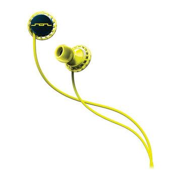 Sol Republic RELAYS (3-Button) In-Ear Headphones (Lemon Lime)