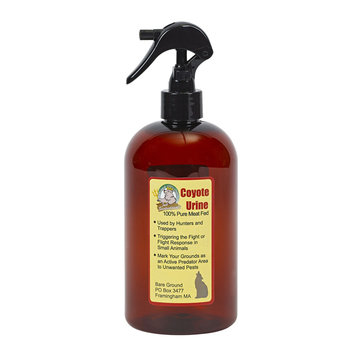 Just Scentsational! Pest Control Coyote Urine with Applicator