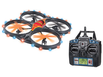 World Tech Toys Horizon Spy Drone Picture and Video Remote Control Quadcopter