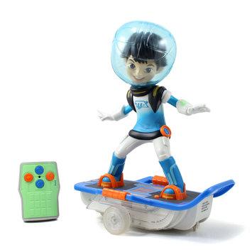 Jada Toys, Inc. Miles Blastboard R/C