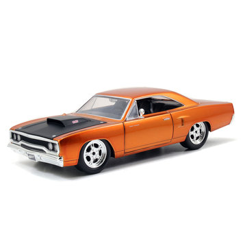 Jada Toys Fast and Furious 1:24 Scale Diecast - 1970 Plymouth Road Runner