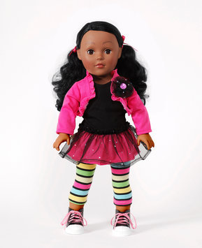 Dollie & Me Sequins Dress Doll