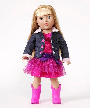 Dollie & Me Denim Jacket Doll