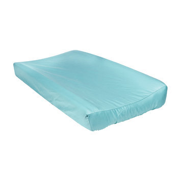 Trend Lab Waverly Pom Pom Play Teal Changing Pad Cover
