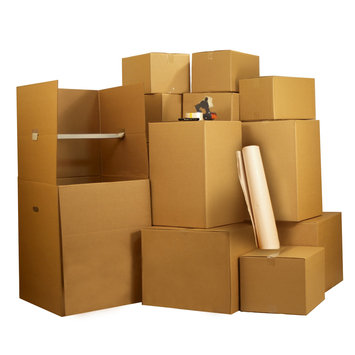 Uboxes Llc Wardrobe Kit 10 rooms & multiple closets with 9 Wardrobes