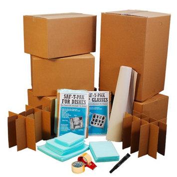 Uboxes Llc Packing Tape - 3 Rolls & Heavy Duty Tape Dispenser