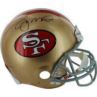 Steiner Sports Joe Montana Signed Authentic San Francisco 49ers Helmet