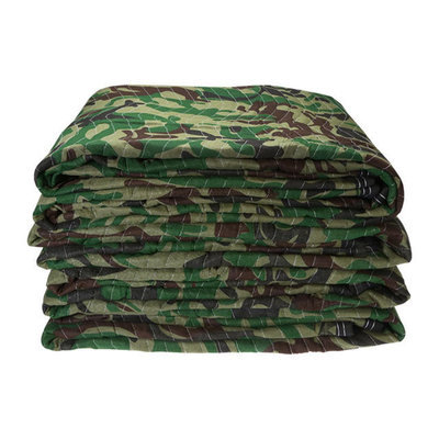 Uboxes Llc Camo Moving Blankets