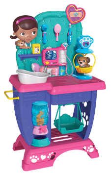 Just Play Doc McStuffins Vets N Pets Care Center