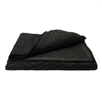 Uboxes Llc 2 Performance Moving Blanket 72x80 Heavy Duty Professional Quality Quilted Fabric