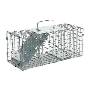 Havahart Squirrel Trap One Spring Loaded Door 17x7x7