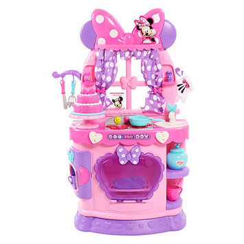 Just Play Minnie Bowtique Sweet Surprise kitchen