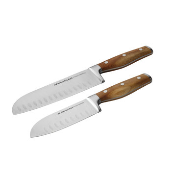Rachael Ray Cucina Cutlery 2-pc. Japanese Santoku Knife Set